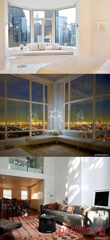 Окна, окна, окна...