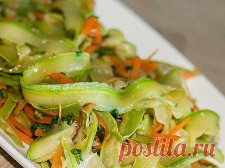 Что можно приготовить из кабачков — летние блюда - Детский уголок