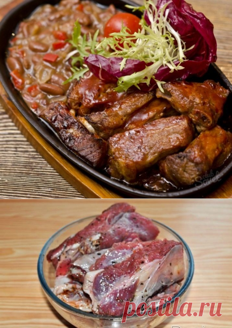 Тушеные говяжьи ребра (12 фото): рецепт вкусных ребер с подливкой, особенности тушения