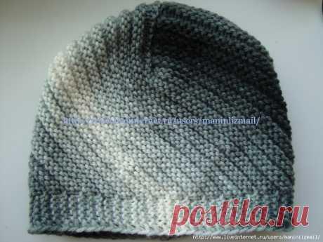Вязаная шапочка (Разбор шапочки)