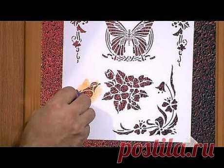 ▶ Дешево и сердито: Витражи своими руками 28.02.2013 - YouTube