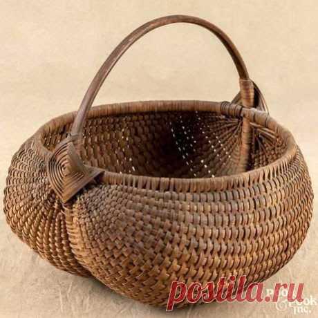 """Плетеные корзинки"" Блог о рукоделии, декоре, кулинарии и путешествиях"