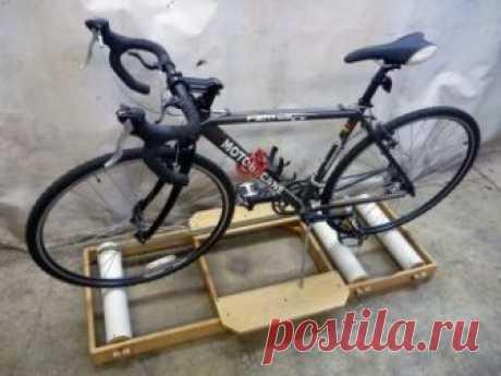 Роллерный станок для велосипеда своими руками — ОчУмелые ручки