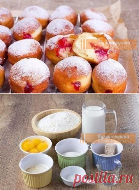 Пончики Фанки | Кулинарушка - Вкусные Рецепты