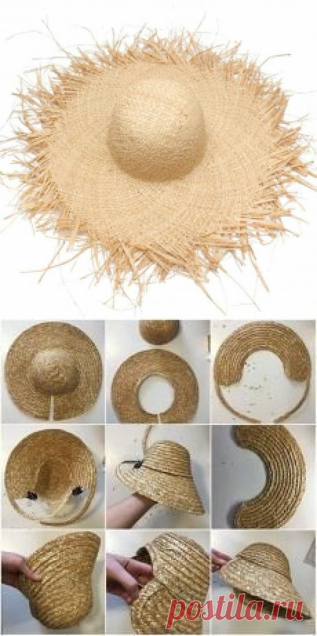 Вязаные шляпки - модный и стильный аксессуар. Из чего лучше вязать и как поставить форму. | Вяжем, лепим, творим, малюем)