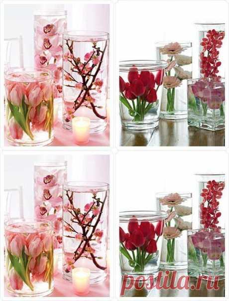 Как сохранить любимый букет цветов.