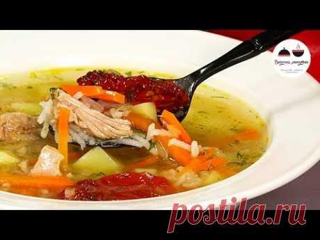 Простой и вкусный суп за полчаса! | Кухня наизнанку | Яндекс Дзен