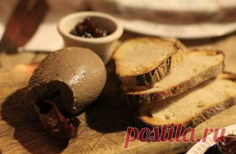 7 recipes of home-made paste from a chicken liver