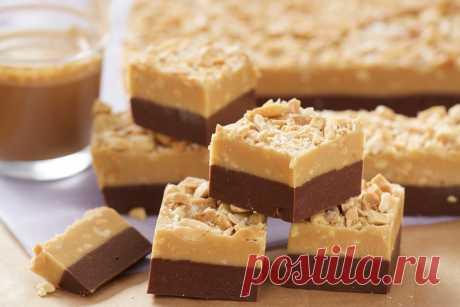 Шоколадо-арахисовая помадка с орешками (щербет в микроволновке) - рецепт с фото пошагово
