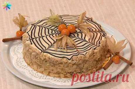 Торт Эстерхази - простой рецепт торта Эстерхази | Все буде добре