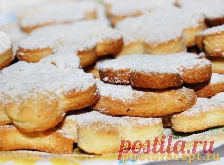 Печенье - ароматные рецепты приготовления