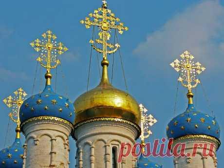 Цвет куполов. Значение