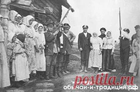 Обычаи и традиции Карелов
