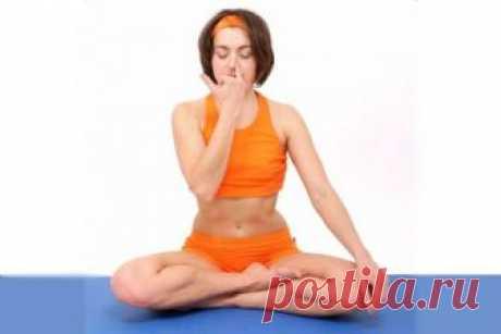 Что такое Пранаяма йога? Пранаяма для начинающих!