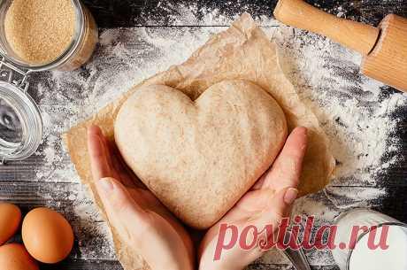 Лучше покупного: как правильно делать тесто дома | Журнал Cosmopolitan/Поля Леголасова