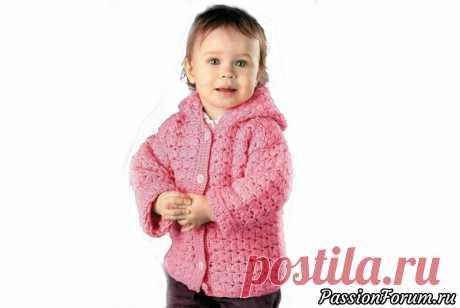 Розовый жакет с капюшоном. Описание - запись пользователя Молодая бабуля (Светлана) в сообществе Вязание крючком в категории Детская одежда крючком. Схемы Размер:на 2 года Вам потребуется:пряжа «Светлана» (50% шерсть, 50% акрил, 100 г/250 м) 270 г розового цвета, крючок №3 пуговицы 4 шт. Плотность вязания:19 п. х 10 рядов = 10 х 10 см. Внимание! Начинайте вязать единым полотном. ᅠᅠᅠᅠᅠᅠᅠᅠᅠᅠᅠᅠᅠᅠᅠᅠᅠᅠᅠᅠᅠᅠᅠᅠᅠᅠᅠᅠᅠᅠᅠᅠᅠᅠᅠᅠᅠᅠᅠᅠᅠᅠᅠ ᅠᅠᅠᅠᅠᅠᅠᅠᅠᅠᅠᅠᅠᅠᅠᅠᅠᅠᅠᅠᅠᅠᅠᅠᅠᅠᅠᅠᅠᅠᅠᅠᅠᅠᅠᅠᅠᅠᅠᅠᅠᅠᅠ  | тыквенные пироги |