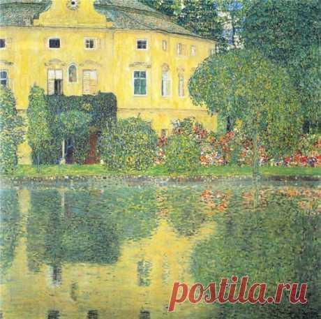 Пейзажи Густава Климта, о которых известно только настоящим ценителям его творчества