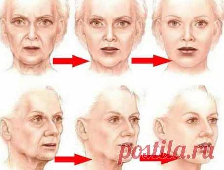 Упражнения для противодействия возрастным изменениям: Как «поставить на место» лицо