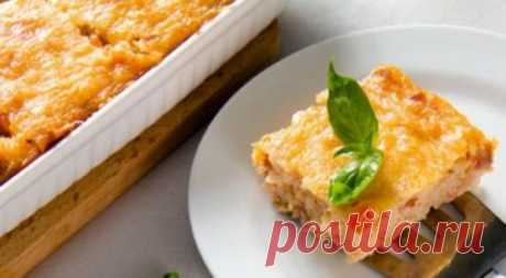 Сытные запеканки с рисом и мясом: 4 рецепта / Простые рецепты