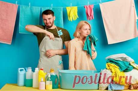 Устранение неприятных запахов с одежды | Делимся советами
