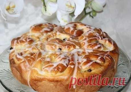 Как приготовить булочки-бриоши с кремом патисьер - рецепт, ингредиенты и фотографии