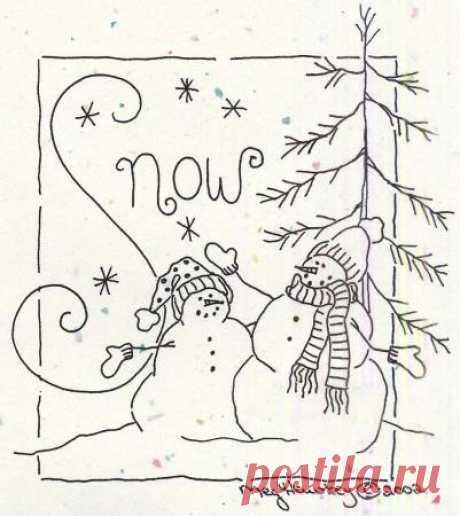 Snow By Hawkey, Meg