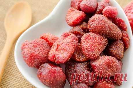 Ароматные и вкусные цукаты из клубники | Рекомендательная система Пульс Mail.ru