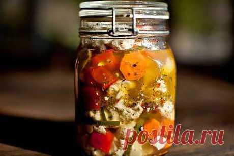 """Как приготовить овощной салат """"Аппетитный"""" на зиму - Овощи на зиму . 1001 ЕДА вкусные рецепты с фото!"""