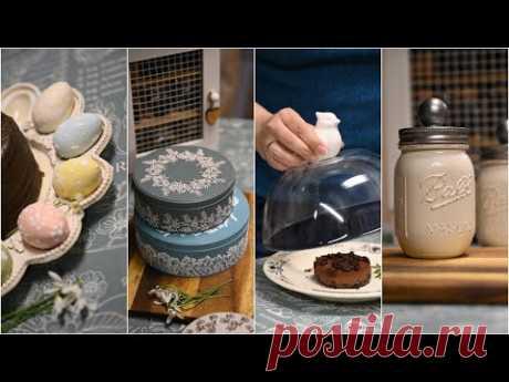 Переделки Фикс Прайс - идеи для кухни / Хранение и сервировка своими руками