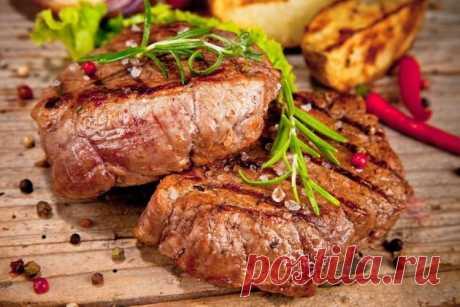 Как приготовить мясо мягким и сочным - 15 кулинарных хитростей.
