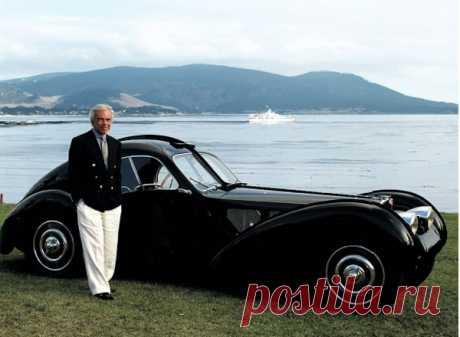 Curio World: 1936 Bugatti 57SC Atlantic - Most Expensive Car Ever Sold