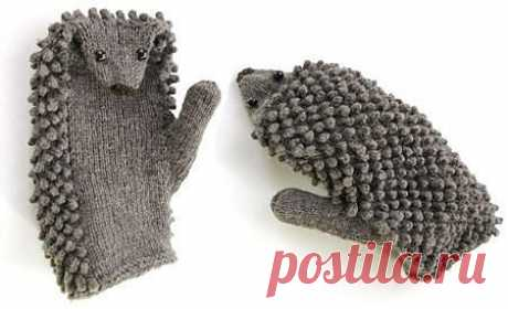 Да, те самые... / Перчатки и варежки / Модный сайт о стильной переделке одежды и интерьера