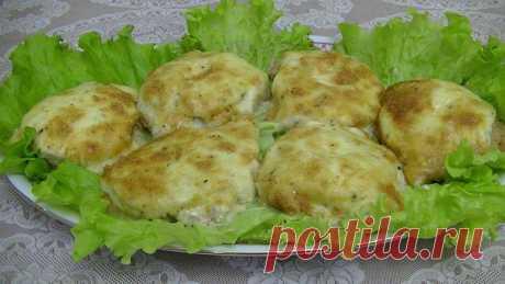 Las chuletas de gallina con la piña - las recetas Simples Овкусе.ру