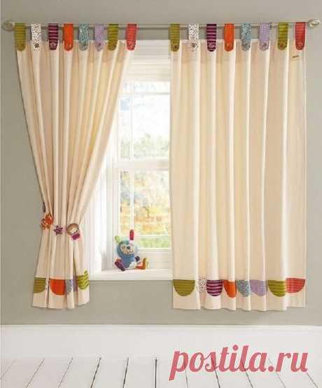 Способы красиво развесить шторы — Роскошь и уют