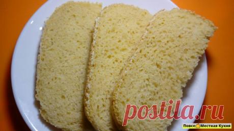 Кукурузный хлеб: фаворит в моей хлебной коллекции. | Повсе🧀Местная Кухня | Яндекс Дзен