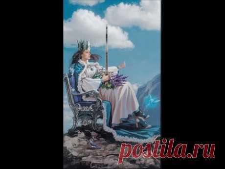 Королева мечей. Характеристика личности в профессиональной и личной сфере.
