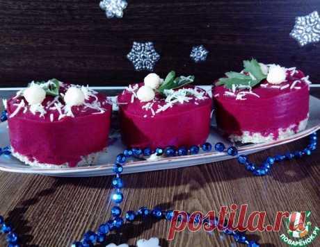 Новогодняя селёдка по новому – кулинарный рецепт