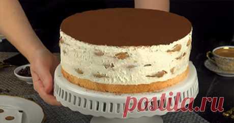 Нежный торт из печенья без выпечки: очень простой и вкусный десерт — woman-journal.space