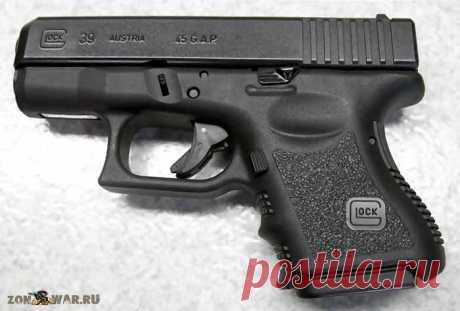 Пистолет Glock 39