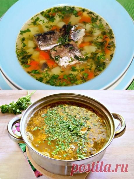 Рыбный суп из сайры: ароматный супчик утолит голод надолго - На Кухне