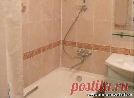 Как отремонтировать ванную комнату и как положить плитку в ванной своими руками - Строительство и ремонт