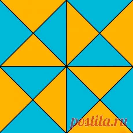Nadie puede calcular, es cuánto aquí los triángulos, desde la primera vez. ¿Y usted es débil? | el Diablo toma parece A veces que decidir zadachku al matemático o la geometría no es difícil — la condición simple y muy evidente, se quedó sólo un poco poraskinut a los cerebros, y la decisión llegará. Le invitamos a decidir la tarea semejante, que condiciones son presentadas de un modo evidente en el dibujo. ¿Miren, si podéis calcular todos los triángulos en el cuadro más abajo? La decisión no encontrar tan simplemente, como mozhe...