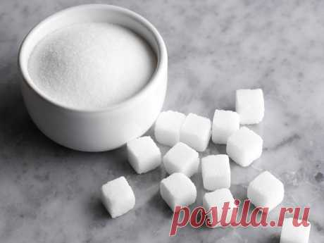 Использование сахара в быту — Полезные советы