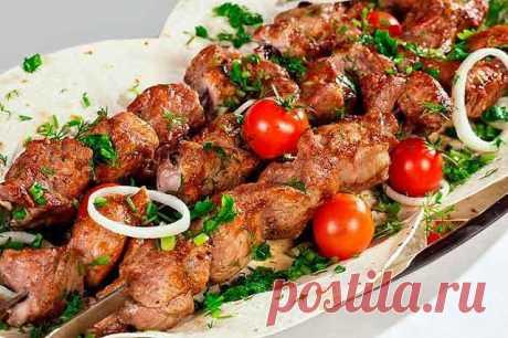 Настоящий армянский рецепт маринада для шашлыка! Готовится очень легко и  быстро!