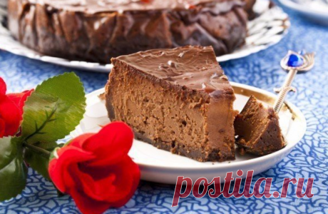 Dietary chocolate cheesecake, for the sweet teeth keeping to a diet!