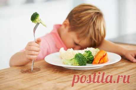 Почему нельзя кормить ребенка насильно . Милая Я