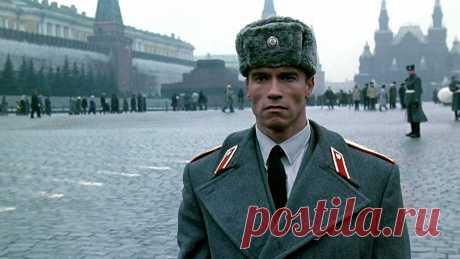 Самые смешные ляпы из американских фильмов про Россию | Блог Рады Артемьевой | Яндекс Дзен
