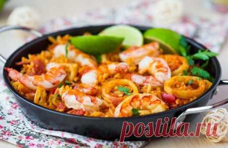 Десять национальных блюд разных стран, которые стоит попробовать - KitchenMag.ru