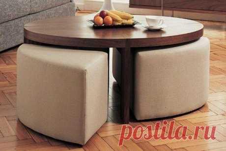 Компактная мебель  #Разное@azbuka.remonta
