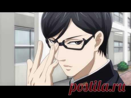Аниме | Да, я Сакамото, а что? Аниме все серии подряд